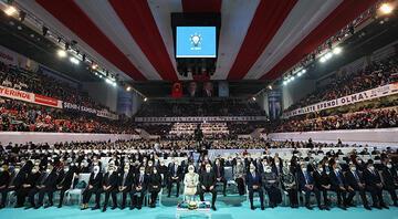 AK Partide genel başkanvekili sayısı 2ye, MKYK üye sayısı 75e yükseldi