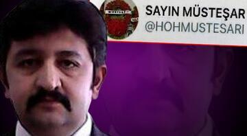 Twitter'da devlet büyüklerine hakaret ediyordu Trol savcı Özcan Muhammed Gündüzün ihracı istendi