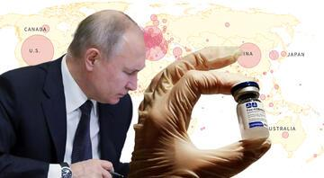 Putinin pandemi planı Tüm dünyaya aşı sağlayabilir