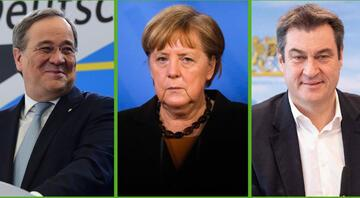 Merkel, CDU/CSU'lu başbakan istemiyor mu