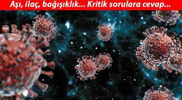 Son dakika haberler... Salgında sevindiren gelişme: Kovid-19da mutasyon kâbusuna T hücresi çare olabilir