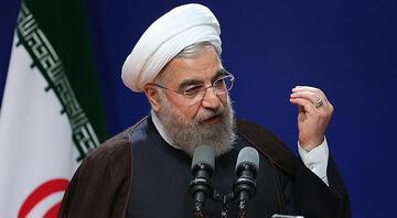 İran Cumhurbaşkanı Ruhani: Her gün müzakere ve yaptırımların kalkması için çalışmalıyız