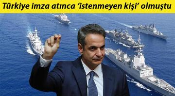 Doğu Akdenizde yeni gelişme: Yunanistan Başbakanı Miçotakis Libyaya gidecek