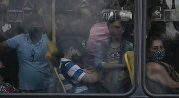 Brezilyada 24 saatte Kovid-19 nedeniyle 3 bin 769 kişi hayatını kaybetti