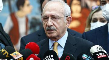 CHP Genel Başkanı Kılıçdaroğlundan flaş açıklamalar
