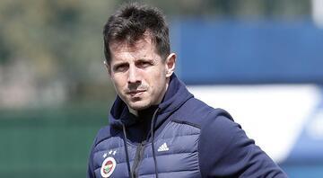 Fenerbahçe, Emre Belözoğlunun teknik sorumlu olarak ilk maçında Denizlisporu konuk edecek