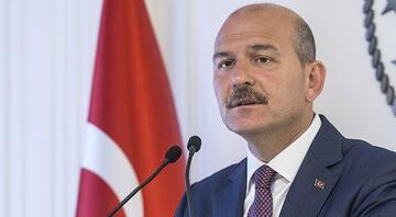 İçişleri Bakanı Süleyman Soylu, Batmanda güvenlik toplantısına katıldı