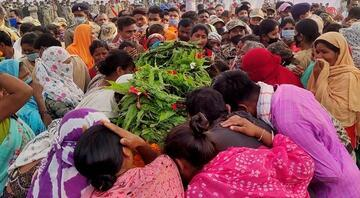 Son dakika haberler... Hindistanda Kovid-19 kâbusu: İlk kez 100 binden fazla vaka görüldü