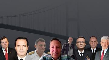 Montrö bildirisine imza atan 10 emekli amiral gözaltına alındı