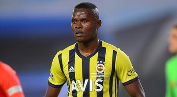 Fenerbahçede Samatta gol orucunu bozdu