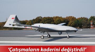 Bloomberg'den övgü dolu haber: Türk SİHA'ları dünya gündeminde