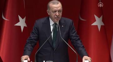 Cumhurbaşkanı Erdoğandan Ramazan ayı açıklaması