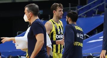 Fenerbahçe Beko Başantrenörü Igor Kokoskovdan Vesely açıklaması