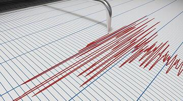 Ege Denizinde peş peşe depremler