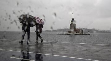 Hafta sonu hava nasıl olacak İşte 10-11 Nisan hava durumu tahminleri