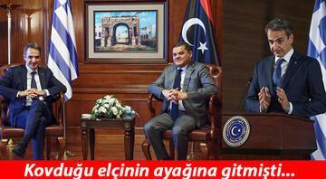 Kovduğu elçinin ayağına gitmişti... İlk sözü Türkiye oldu