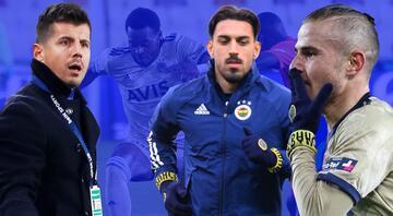 Yeni Malatyaspor-Fenerbahçe maçında Emre Belözoğlundan flaş karar Gol sonrası tepkiler...