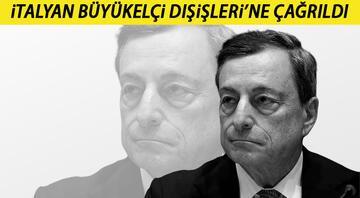 Son dakika haberi: Türkiye derhal harekete geçti İtalyanın Ankara Büyükelçisi Dışişlerine çağrıldı... Peş peşe tepkiler geliyor