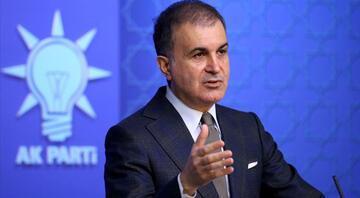 AK Parti Sözcüsü Ömer Çelikten İtalya Başbakanı Draghiye tepki
