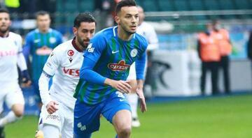 Rizespor 0-0 Trabzonspor (Maçın özeti)