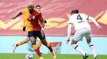 Galatasaray 1-1 Fatih Karagümrük (Maçın özeti)