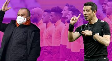 Galatasaray - Fatih Karagümrük maçı sonrası Fatih Terime olay eleştiri Uzun yıllar böylesini görmedim