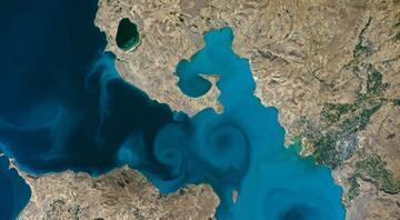 Van Gölü fotoğrafı, NASAnın yarışmasında finale kaldı