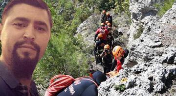 12 gündür kayıp Ahmet hemşire, Kapuz Kanyonunda aranıyor