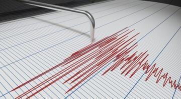 Ege Denizinde deprem Muğlanın Datça, Bodrum ve Marmaris ilçelerinde hissedildi