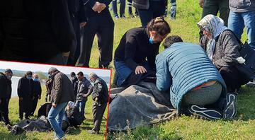 Adanada balıkçı teknesi battı... Gözyaşları içinde izledi