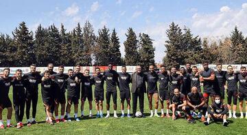 Galatasarayda Abdurrahim Albayraktan imalı paylaşım
