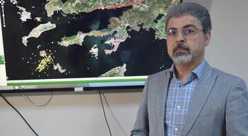 Prof. Dr. Sözbilirden Egedeki depremin ardından flaş sözler Tsunami uyarısı...