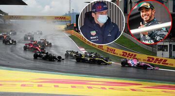 Formula 1 yeniden Türkiyeye mi geliyor Kanadada büyük tehlike ve heyecanlandıran haber...