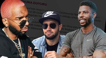 Galatasarayda kılıçlar çekildi ve savaş başladı Seks partisi sözleri sonrası yeni suçlama...