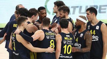 Fenerbahçe Bekoda pozitif vaka sayısı 7ye yükseldi Anadolu Efes ve CSKA maçları öncesi...
