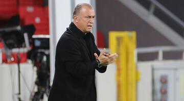 Galatasarayda Fatih Terimden maç sonu flaş sözler Yumruklarımı sıkıyorum