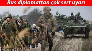 Rus diplomattan uyarı: Kan gölüne döner