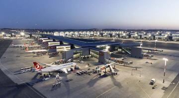 İstanbul Havalimanı, Avrupada zirveyi bırakmadı