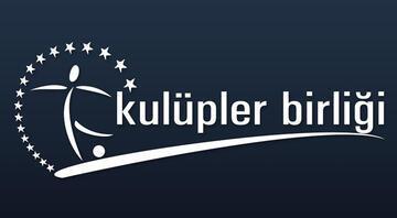 Kulüpler Birliğinden açıklama: Avrupa Süper Ligi girişimine karşı UEFAnın yanındayız