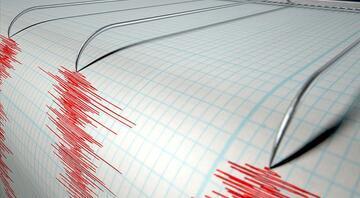 Muğla açıklarında 3.7 büyüklüğünde deprem