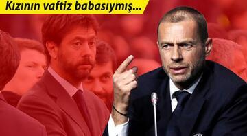 UEFA Başkanı Ceferinden Avrupa Süper Ligini kuran kulüpler için çok sert açıklamalar