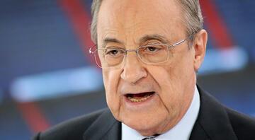 Avrupa Süper Liginin Başkanı Florentino Perez, UEFAya meydan okudu