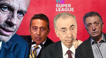Son Dakika: Avrupa Süper Liginin ardından Türkiyeye çağrı