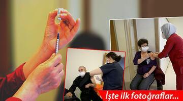 Sağlık Bakanı Fahrettin Koca duyurmuştu Aşılamada yeni safhaya geçildi...