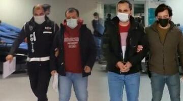 İzmir'deki FETÖ operasyonu 1i ihraç emniyet müdürü, 8 kişi tutuklandı