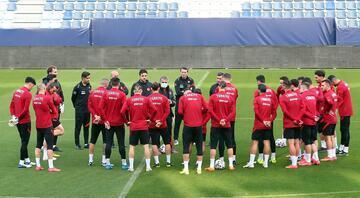 A Milli Takımımızın EURO 2020 kamp programı belli oldu 17 Mayısta Antalyada toplanıyoruz...