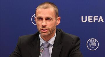 UEFA Başkanı Aleksander Ceferinden Manchester City sözleri