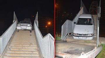 Görenler hayrete düşüp ekiplere haber verdi Adanada akıllara durgunluk veren olay