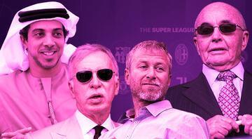 Süper Lig için özel madde Zenginler...