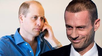 Prens William'ına kadar tam kadro bir 'Kurtuluş Savaş'ı verdiler...